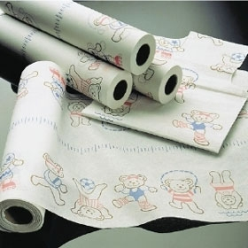Activity Bears<sup>&reg;</sup> Exam Table Paper